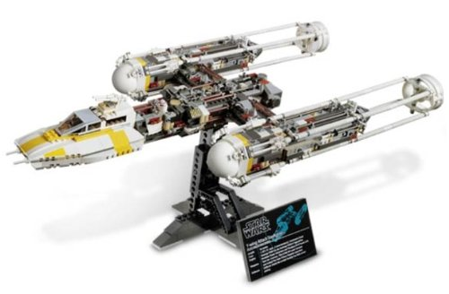 LEGO Y-wing Attack Starfighter UCS 10134