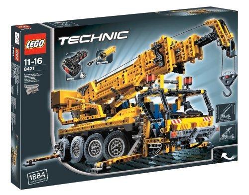 日本製 Lego レゴ - #8421 - レゴ Technic Mobile Crane #8421, ハシモトシ:c17ad7da --- canoncity.azurewebsites.net