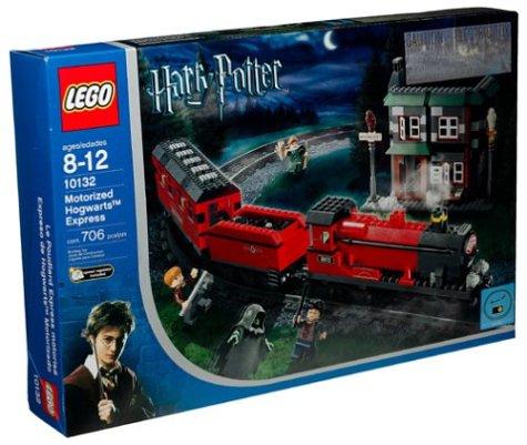 Lego レゴ ハリーポッター 10132 電動ホグワーツ特急