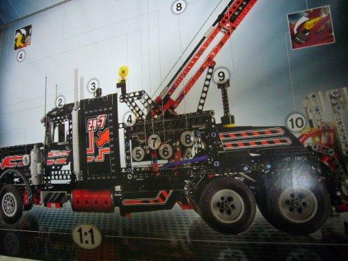 レゴ LEGO テクニック レッカー車 8285