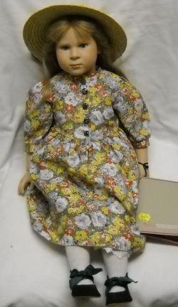 Sabine Esche Artist Doll By Sigikid 24 Inch 人形 ドール
