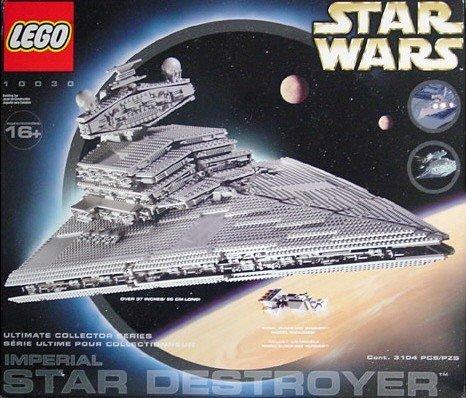 LEGO 10030 Star Destroyer /スターデストロイヤー()