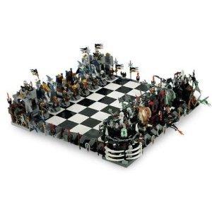レゴ Castle Set #852293 GIANT Chess Set