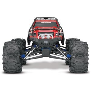 Summit 4WD RTR with 2.4GHz 4-Channel Radio System