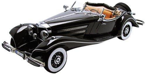 幻の逸品・1:12 BAUER BAUMB500K 1934 メルセデスベンツ 500 K SPEZIAL ROADSTER  BAUER社