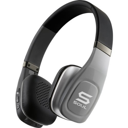 SOUL SV3 SLV Volt Pro Bluetooth対応 マイク付属ワイヤレス・オンイヤー・ヘッドホン(ヘッドセット)