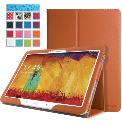 MoKo Samsung Galaxy Note 10.1 2014 Edition Case - Slim Folding Cover for Note 10.1 Inch 2014 Editi