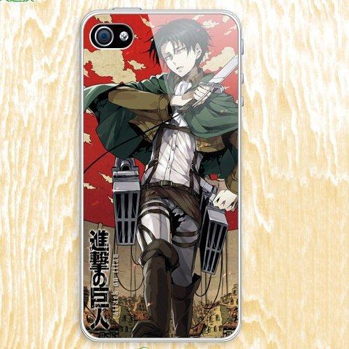 進撃の巨人 (B) / プレミアム ハイクオリティ iphone5 ケース (ハード) 携帯 カバー スマホケース PVC