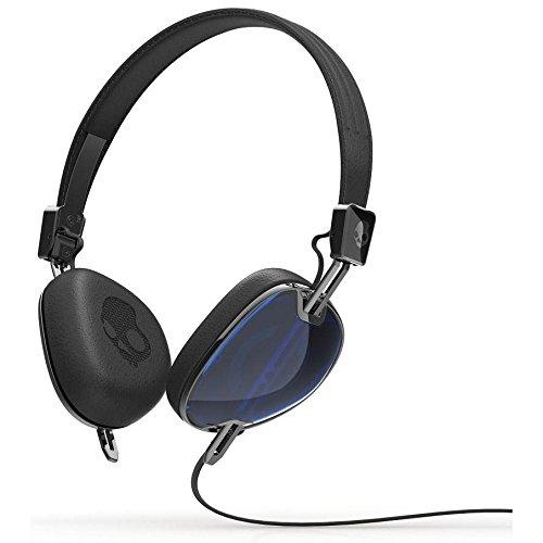 スカルキャンディー Skullcandy Navigator ヘッドホン ナビゲーター ブラック ブルー S5AVFM-289