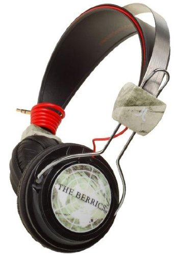 WESC Bongo Berrics Headphone WeAretheSuperlativeConspiracy