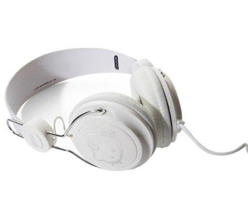 Coloud Headphone Hello Kitty ハロー キティー white & silver