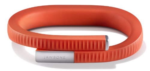 UP24 by Jawbone Wristband iOS対応 (S, persimmon)