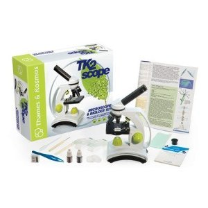 Thames & Kosmos TK2 Microscope 顕微鏡 Set