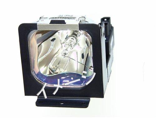 キャノン プロジェクター用 汎用 交換ランプ LV-LP25 (対応機種:canon LV-X5) canon-lamp014