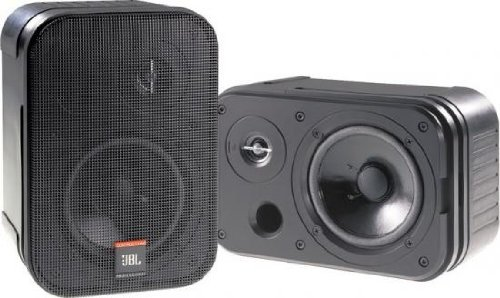 JBL Control 1 Pro 5.25IN 150W 2 Way Compact スピーカー Pair Black