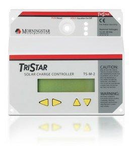 Morningstar(モーニングスター) デジタルリモートメーター TS-M-2 チャージコントローラー(TS-MPPT-45・T