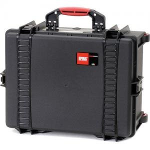 HPRC 2600WF カメラバッグ Wheeled Hard Case with Foam Black