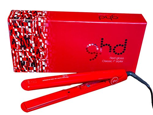 GHD Styler, Red Gloss Red Classic, Styler, Classic, Red, 1 Inch スタイリッシュアイロン, プロウエス:d64e7aff --- officewill.xsrv.jp