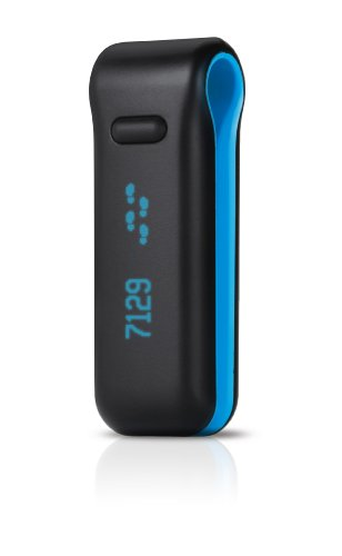 Fitbit ウルトラワイヤレス アクティビティ・睡眠測量機 万歩計 ブルー