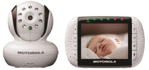 Motorolaモトローラー Video Baby Monitor赤ちゃん監視カメラ3.5インチ