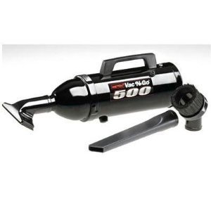 Metropolitan Vacuum 掃除機 Vac N Go High Performance Hand Vac 500 Watt All Steel 5-year Motor Warr