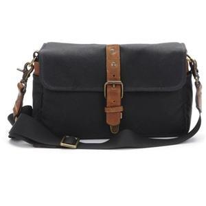 ONA The Bowery Camera Bag and Insert Black ONA014BL ONABOWBK
