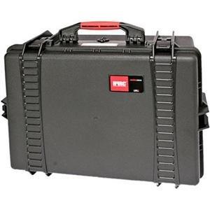 HPRC Amre 2600 Watertight Hard Case Cubed Foam Black HPRC2600FBLACK HPRE2600FBK