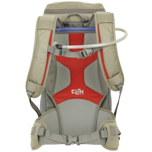 Clik Elite Escape Camera Backpack グレー