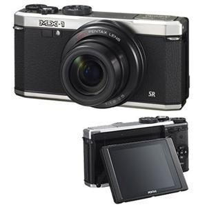 PENTAX MX-1 デジタルカメラ (シルバー Silver)