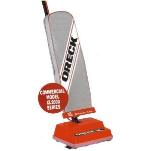Oreck オレック XL2000HHB Commercial 8 Pound Upright Vacuum 掃除機