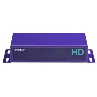 BRIGHTSIGN HD220 10/100 ENET NETWORKED PERP SOLID STATE DIGITAL SIGN CONTROLLER Networking Kits