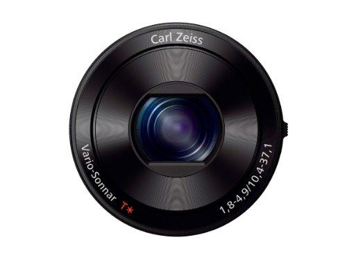 Sony Cyber-shot DSC-QX100 (Black ブラック)