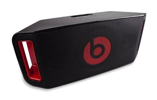 beats by dr.dre Monster Beats by Dr. Dre Beatbox Portable アイポッドドック Dock Black