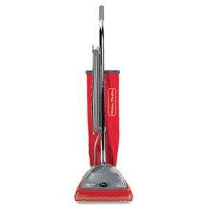 Electrolux Sanitaire SC688A - Commercial Standard Upright Vacuum 掃除機, 19.8 lbs, Red/Gray