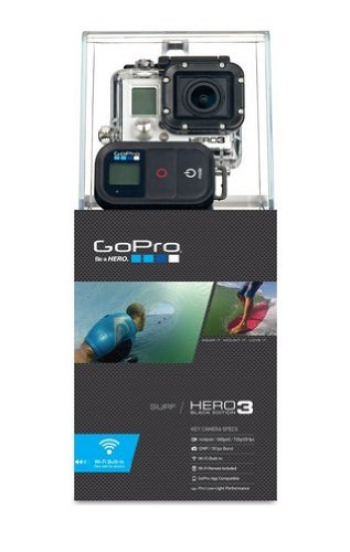 GoPro HERO 3 Black Edition Surf Edition