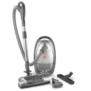Hoover フーバー WindTunnel Canister Vacuum 掃除機, Anniversary Edition, Bagged, S3670