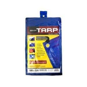 BAZIC 15' X 15' Multipurpose Blue Tarpaulin Case Pack 10