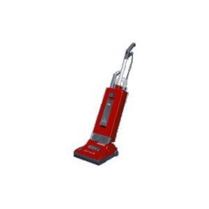 Sebo X4 Automatic Upright Vacuum Cleaner 掃除機s (Red)
