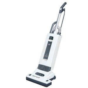 SEBO 9580AM Automatic X5 Upright Vacuum 掃除機, White/Gray