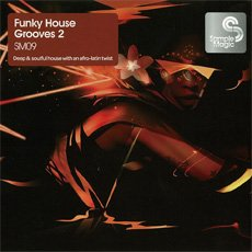 SAMPLE MAGIC SM09 FUNKY HOUSE GROOVES 2 ◆ジャズ、ファンク音源