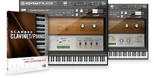 ◆NATIVE INSTRUMENTS Scarbee Clavinet/Pianet ネイティブインストゥルメンツクラビネット KOMPLETE用音
