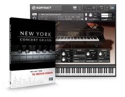 ◆NATIVE INSTRUMENTS New York Concert Grand ネイティブインストゥルメンツ ニューヨーク コンサート