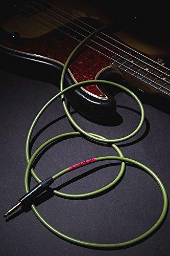 KAMINARI K-BC5LS Electric Bass Cable 5m LS ベースケーブル