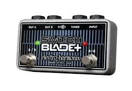 ELECTRO-HARMONIX Switch Blade Plus エレクトロ ハーモニクス スイッチャー