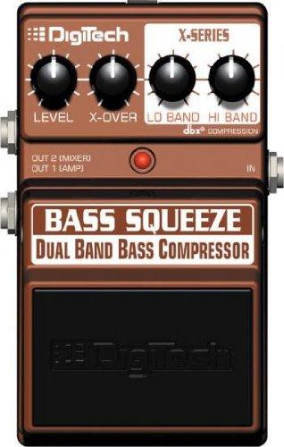 DigiTech デジテック XBS ベース Bass Squeeze Compressor ペダル