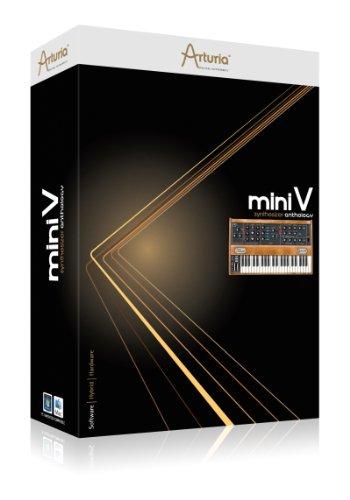 ARTURIA MINI V アナログシンセ音源 ダウンロード版