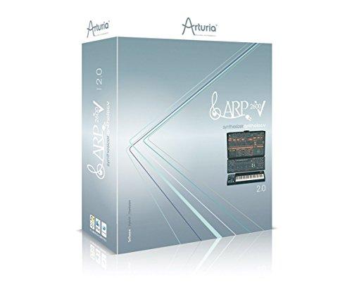 ARTURIA ARP 2600V アナログシンセ音源 ダウンロード版
