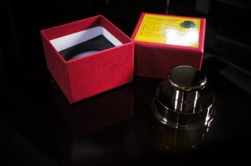 SOLID BRASS Stabilizer Clamp Weight ソリッドブラス 真鍮製 レコードクランプ スタビライザー