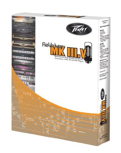 ◆Peavey ReValver MK III.V アンプモデリング◆ ピーヴィー ギター プラグイン アンプシミュレーター