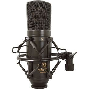 MXL V63M Condenser Studio Microphone with Shockmount/マイク/マイクロフォン/Microphone